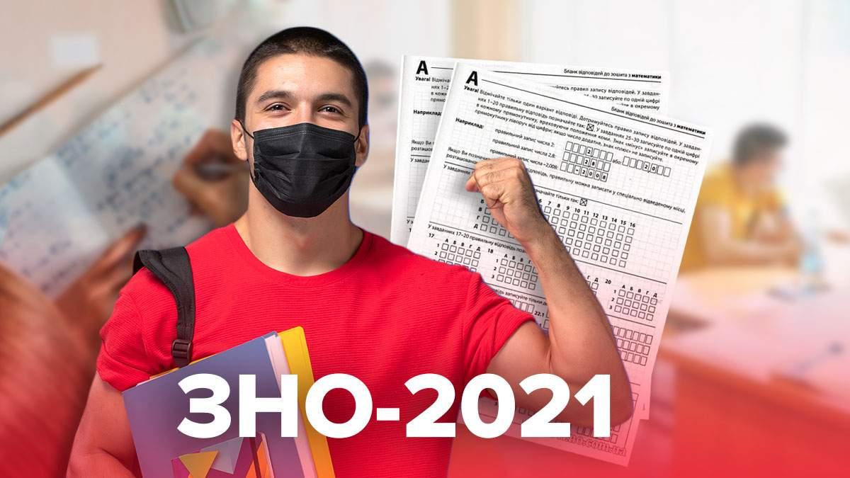 зно 2021 результати